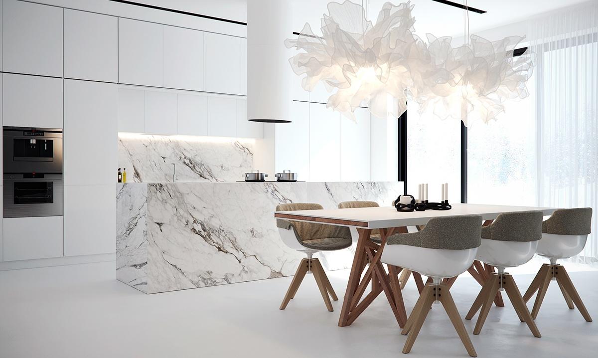 Csempe helyett konyhába - Lia Interior Design