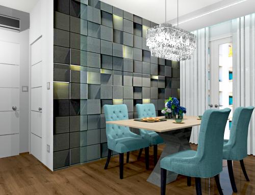 Társasházi lakás Dorogon – online tervezés