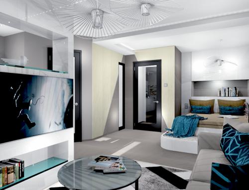 38 m2-es Airbnb garzon